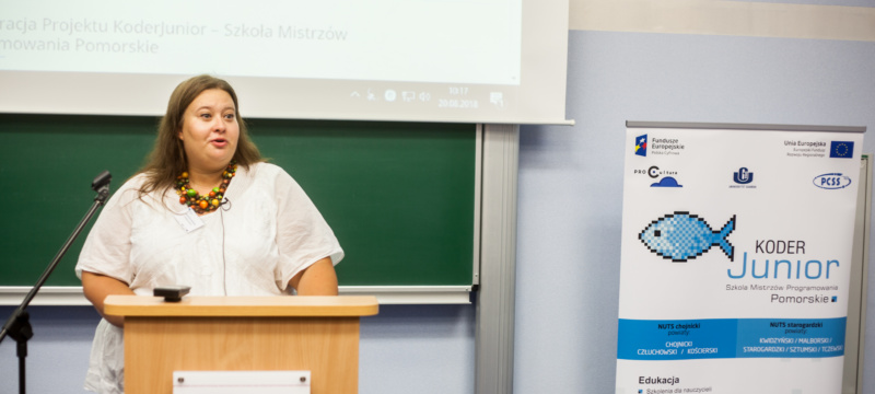 Inauguracja projektu w Gdańsku 20.08.2018