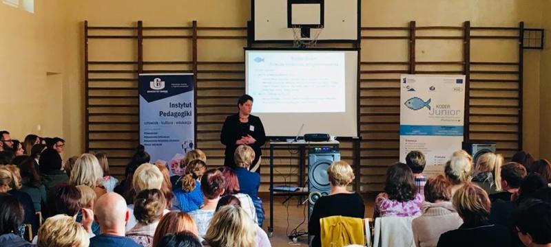 Szkolenie dla nauczycielek i nauczycieli w Prabutach
