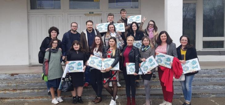 Fundacja Pro Cultura uczy programowania w Ukrainie